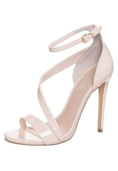 GOSH - High Heel Sandaletten - rose