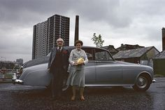 Raymond Depardon/Magnum Photos In French photojournalist Raymond Depardon was commissioned by the Sunday Times to travel to Glasgow for a feature on… Martin Parr, Magnum Photos, Color Photography, Street Photography, White Photography, Minimalist Photography, Urban Photography, Film Photography, Landscape Photography
