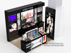 CS095 China manufacturer  point of purchase display design cosmetic display showcase - Wholesale from F.M. Store fixture
