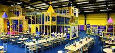Magicland - Children's Indoor Adventure Activity Centre, Gloucestershire
