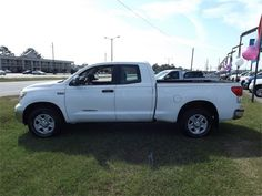 2012 TOYOTA TUNDRA for sale at Don Bulluck Chevrolet, Inc.