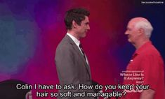 (gif) Some of our favorite Whose Line Is It Anyway moments (14 photos)