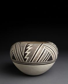 Acoma Seed Jar by Lucy Lewis