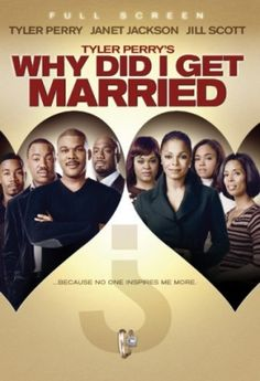 Why Did I Get Married ?// I actually enjoyed this movie more than I thought I would. Great message.