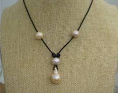 Image result for freshwater pearl necklace designs