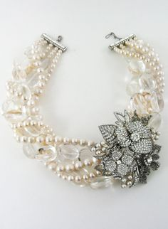 Bold and Beautiful Necklace $775.00