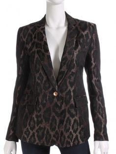 Leopard Jacket...