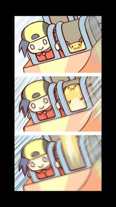 Mini Chibi Raichu adventures 1 (Pokémon!)