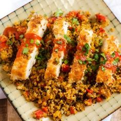 coconut-chicken-pineapple-fried-quinoa-2