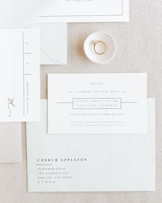 Wedding Invitation set modern Wedding invite set Printable invites Download PDF Personalised column typography modern navy wedding invite