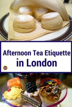 This Afternoon Tea Etiquette Guide for Visiting London features everything you need to know about the British tradition. It covers where to put your napkin, how to eat scones and more!