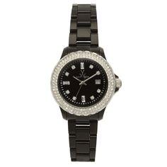 style, accessori, plasteram watch, swarovski crystals, glitter