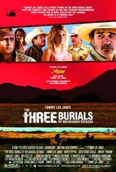 The Three Burials of Melquiades Estrada / HU DVD 4227 / http://catalog.wrlc.org/cgi-bin/Pwebrecon.cgi?BBID=7344087 Internet Movies, Movies Online, Dwight Yoakam, January Jones, Western Film, Western Movies, Movie Poster Art, Film Posters, Cinema Posters