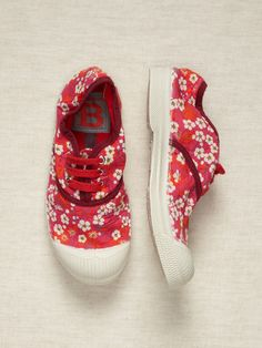 Tennis Liberty by Bensimon on Gilt