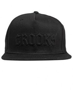 Crooks & Castles - Sureno Snapback Cap - $30