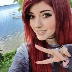 "{FC: Leda Muir} ""Hey there! I'm Leda Ó Maoilriain I'm Nadia's little sister i'm actually pretty sweet i love people and stuff i'm not as good of a witch as Nadia but i can learn. Im the good witch Nadia's the evil one and Mona's in the middle"""
