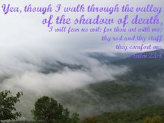 Overlooking the valley by The Bible Thumper, via Flickr