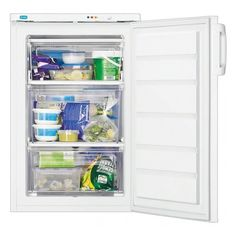Zanussi ZFT11112WE 110litre Upright Freezer Class A   White http://www.MightGet.com/january-2017-13/zanussi-zft11112we.asp