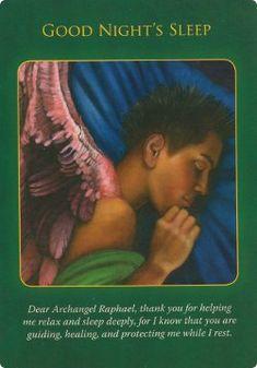 Amen and Thank You Archangel Raphael