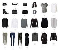 Fall/Winter Wardrobe | Light by Coco