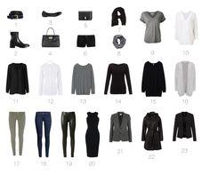 Fall/Winter Wardrobe | Light by Coco