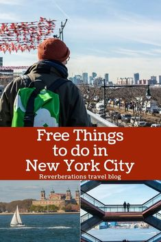 You don't have to be a budget traveler to enjoy all of free things to do in New York City! Save money with travel tips for the best free attractions in NYC. #nyc #newyork #newyorkcity