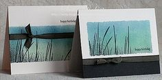 Masculine birthday cards. by shawna
