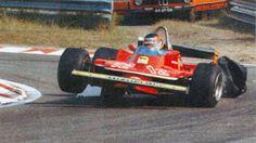Quel giro su tre ruote di Gilles, 40 anni fa l'impresa a Zandvoort Ferrari Racing, Ferrari F1, F1 Racing, Road Racing, Vintage Racing, Vintage Cars, Sport Cars, Race Cars, Grand Prix
