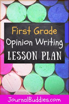 In this lesson, students learn how to differentiate between facts and opinions and how to recognize that others may not have the same beliefs that they do. Opinion Writing Prompts, Writing Prompts For Kids, Persuasive Writing, Teaching Writing, Writing Rubrics, Paragraph Writing, Kindergarten Writing, Writing Resources, Student Teaching