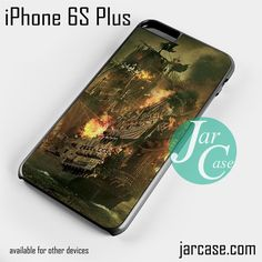 pirates of the caribbean 8 Phone case for iPhone 6S Plus and other devices