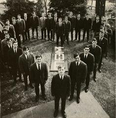 Athena yearbook, 1968. Sigma Phi Epsilon :: Ohio University Archives