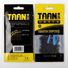 Подлинная TAAN Taiang бадминтон одиночный провод коллапс по уходу за ногтями линия дыра демпфирования резиновые анти Шесть дырок от гвоздей - eBoxTao, English TaoBao Agent, Purchase Agent. покупка агент