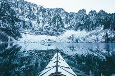 life in Washington. - Paddling Into Winter