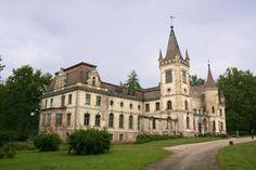 Stamarienas Castle, Latvia