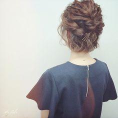 思わず短めボブにしたくなる♡ふんわりキュートなヘアアレンジ - Locari(ロカリ)