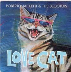 Roberto Jacketti and the Scooters - Love cat