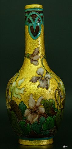 Gold Decor Um 1900 Cheap Price Art Nouveau Wine Glass