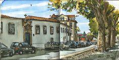 Carvalheiras | 출처: postalguarelas