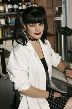 Pauley Perrette born in NOLA. We LOVE her on NCIS...our favorite show on tv.