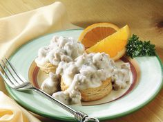 ibFrom Bettys Soul Food Collection/b/i...  Whats for dinner? Tummy-warming biscuits and gravy in less than 30 minutes.