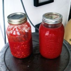 Fermented hot sauce and more -  by Well Preserved, via Flickr