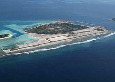 Maamigili Airport, Maldives