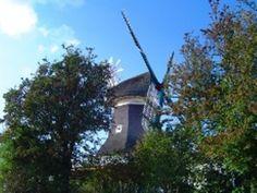 Die Inselmühle auf Norderney