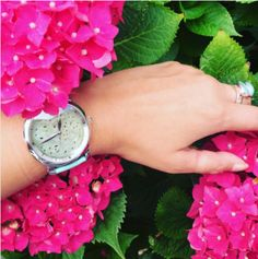 """""""The earth laughs in flowers."""" Ralph Waldo Emerson • • • • • • • • #alexbenlo #watch #watchaddict #watchoftheday #jade #jadeite #stone #stonelover #flowers #pink #pinkmood #happiness #fit #healthy #healthylife #yoga #fashion #outfit #lifestyle #mothernature #loveourplanet #earth #quote #love #summer #summervibes #positivemind #positivevibes #travel # INSTAGRAM @ALEXBENLO"""