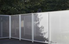 """Image 11 of 17 from gallery of """"Anti-Pavilion"""" Reframes National Sculpture Garden in Australia for NGV Triennal. Courtesy of Other Architects River Rock Landscaping, Landscaping With Rocks, Backyard Patio, Backyard Landscaping, Corner Garden Furniture, Places In Melbourne, Vertical Garden Wall, Patio String Lights, Wall Seating"""