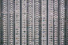 Großstadtdschungel Hong Kong - fotokunst von Jürgen Wolf