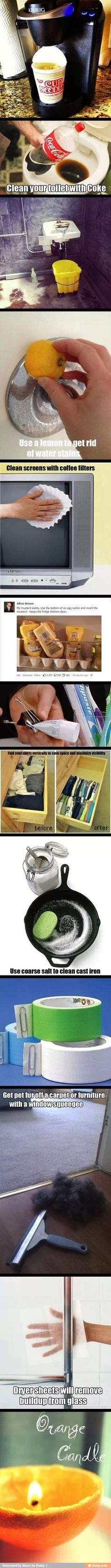 Great life hacks for college students