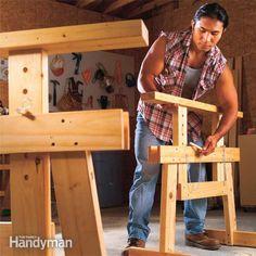 Workshop Organization Tips - Summary | The Family Handyman