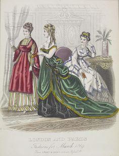 London and Paris 1869