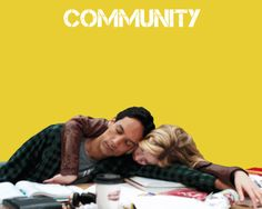 Abed, and Britta